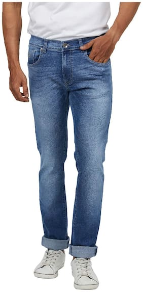 Pepe Jeans Men High rise Regular fit Jeans - Blue