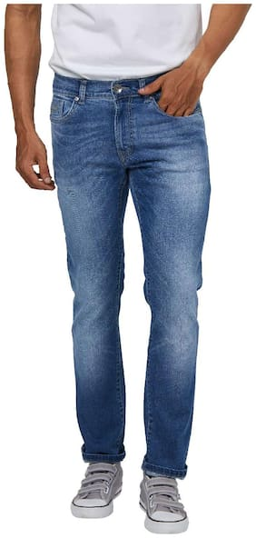 Pepe Jeans Men Mid rise Skinny fit Jeans - Blue