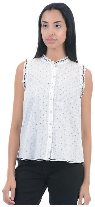 Pepe Jeans Women Casual Shirt