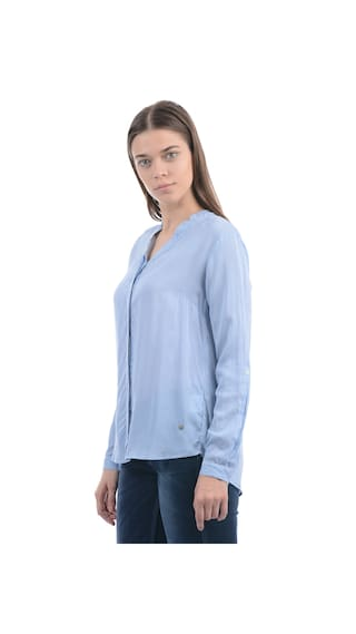 Women Pepe Pepe Casual Jeans Jeans Shirt tYrqYw5