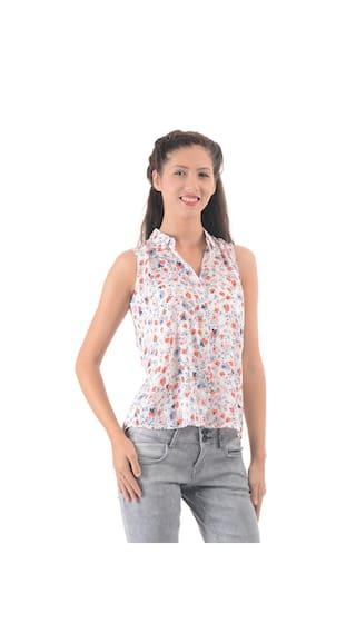 Pepe Jeans Women Casual Shirt