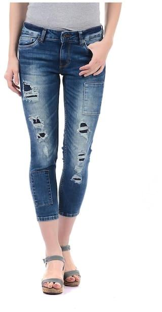 Pepe Jeans Women Denim Ankle Jegging