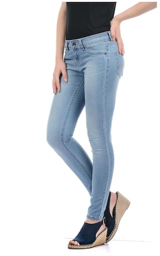 Pepe Pepe Women Solid Jegging Jeans Jeans ZUHq5ww