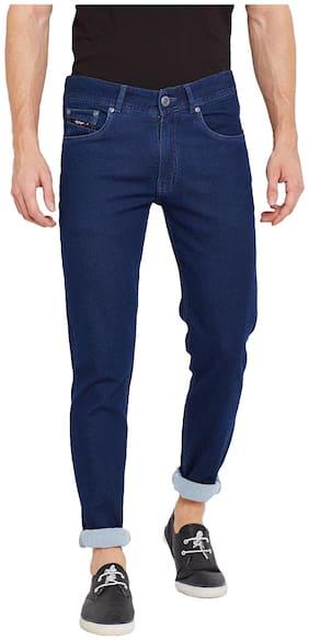 PERF Men Blue Slim Fit Jeans