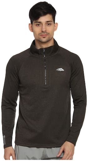 PERF Greenjasper Cationic Transfer Out-Run SweatShirt For Men