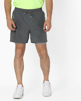 Performax By Reliance Trends Grey Short