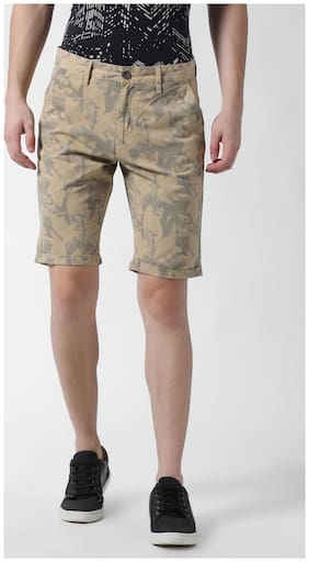 Men Printed Chinos Shorts