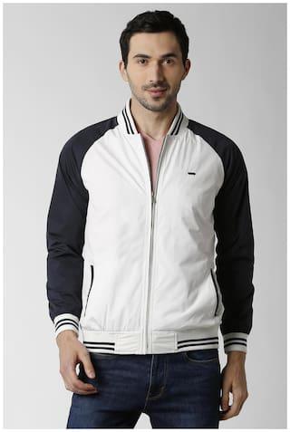 Peter England White Jacket