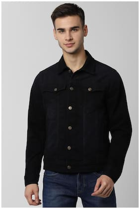 Men Cotton Long Sleeves Jacket