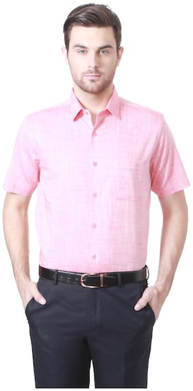 Solid Casual Shirt Pack Of 1