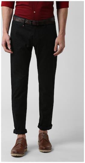 Men Slim Fit Regular Trousers Pack Of 1