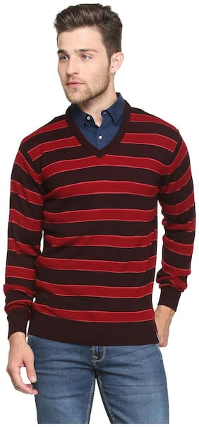 Men Acrylic Full Sleeves Sweater ,Pack Of Pack Of 1