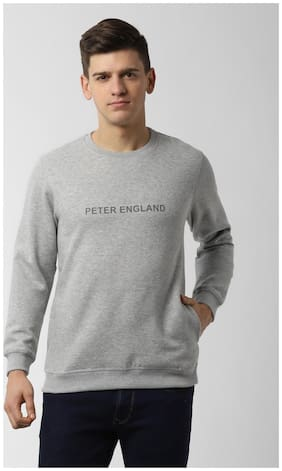 Men Printed Sweatshirt