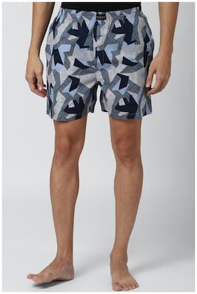 Men Printed Regular Shorts Pack Of 1