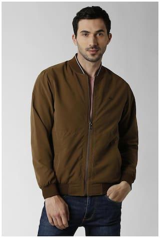 Peter England Brown Jacket