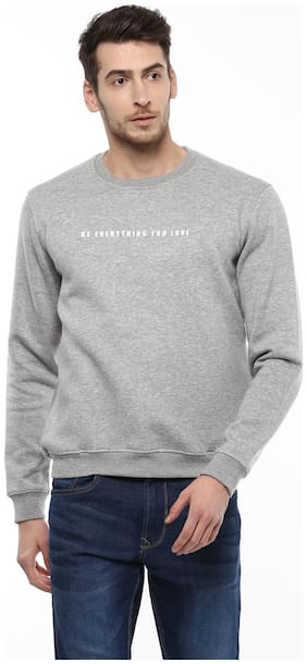 Men Printed Sweatshirt