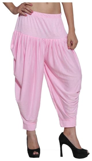 Pan Pink Dhoti Pietra colored Light Style q76Zg8