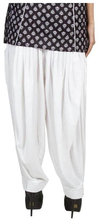 Dhoti Pietra colored Pan Style White AIRPqa