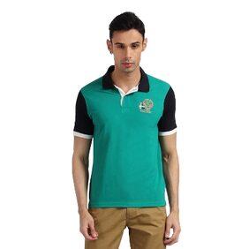 Proline Green Cotton Tshirts