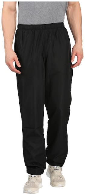 Regular Fit Polyester Blend Track Pants Pack Of 1