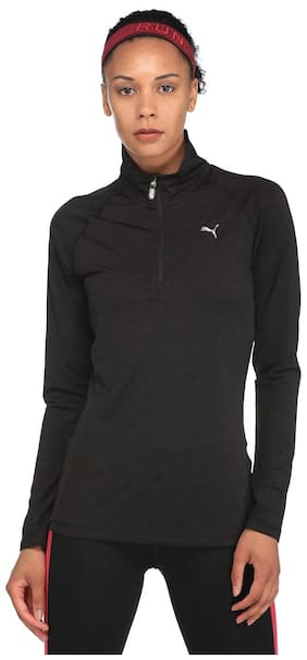 Puma Black Women Track Suit