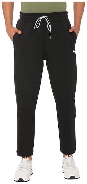 2af4ec8317 Puma Men Nylon Track Pants - Black