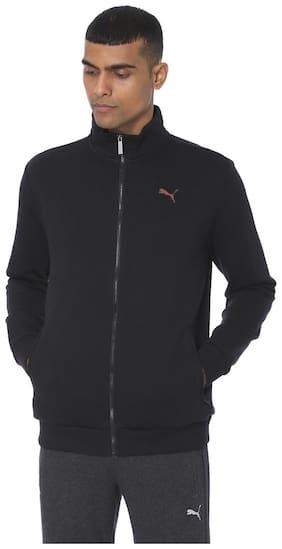 Men Cotton Full Sleeves Jacket