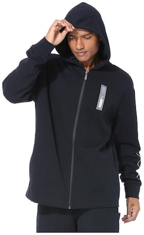 Men Cotton Quilted Jacket