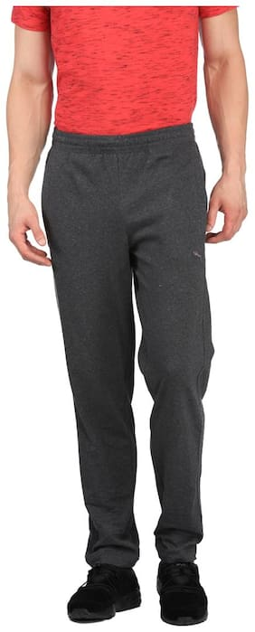 Regular Fit Cotton Track Pants ,Pack Of Pack Of 1