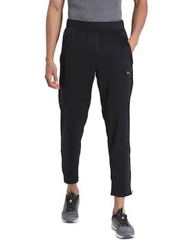 Regular Fit Polyester Track Pants