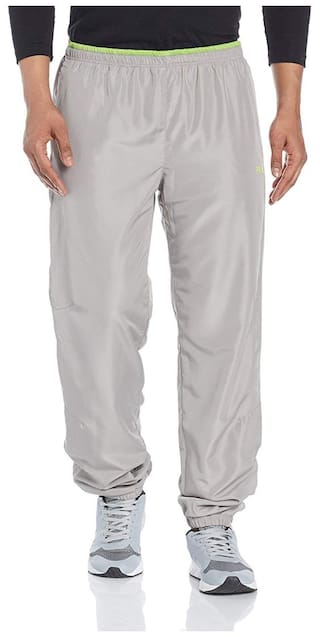 1cb915a51d70 Buy Puma Men Cotton Track Pants - Grey Online at Low Prices in India ...