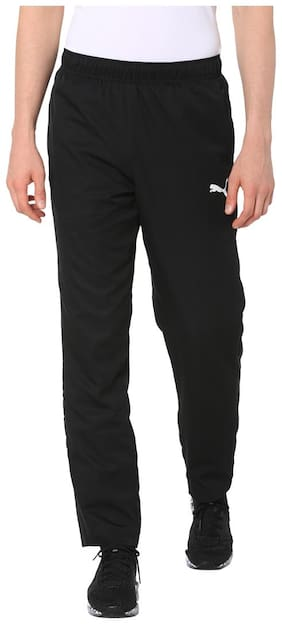 Regular Fit Polyester Track Pants Pack Of 1