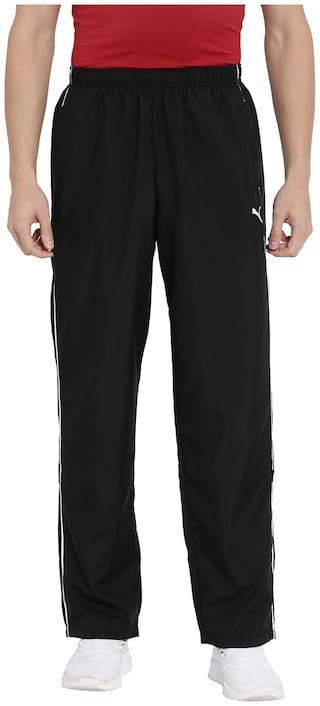 Puma Polyester Track Pants For Men