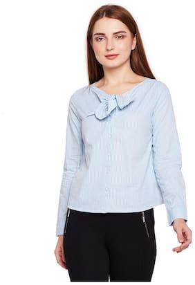 Women Regular Fit Formal Shirt