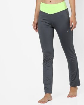 QuickDry Yoga Track Pants