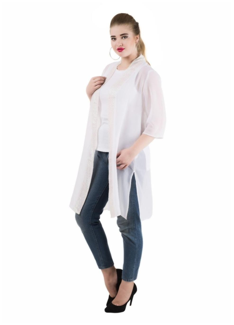 Buy Qurvii Long sheer cape For Women Online at Low Prices in India -  Paytmmall.com