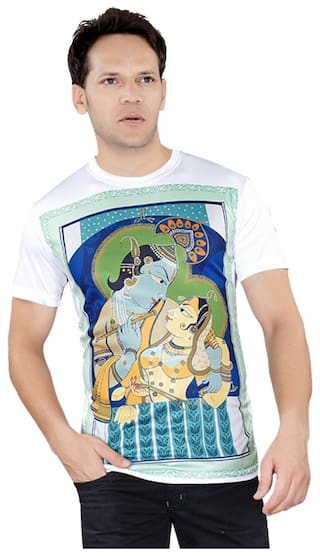 0d70f32c Buy Tantra Radha Krishna Tshirts Online at Low Prices in India ...