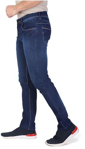 RAGZO Men Low rise Slim fit Jeans - Blue
