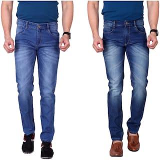 RAGZO Men Multi Slim Fit Jeans