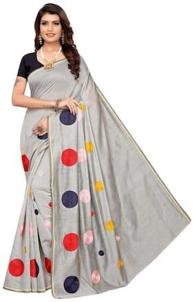 Cotton Chanderi;Bollywood Saree