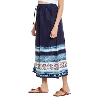by Rangmanch Rangmanch Womens Pantaloons Pantaloons Womens Palazzo by UzqnWzTwIF