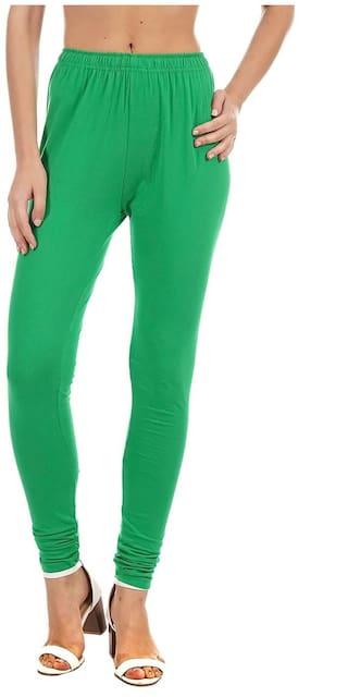 Rangriti Women Green Casual Legging