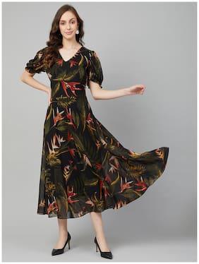 Women Floral Dress