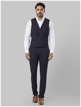 Men Formal Waistcoat ,Pack Of 2