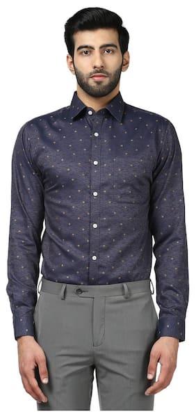 328405bd7 Raymond Men Regular Fit Formal Shirt - Grey
