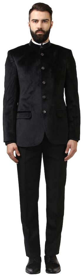 Men Formal Suit ,Pack Of Pack Of 1