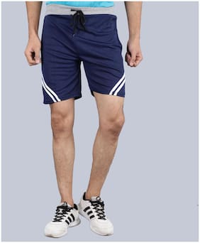 REC SWAGGY Men Polyester Shorts - Multi