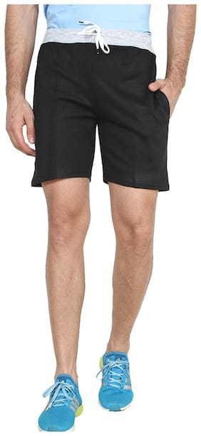 REC SWAGGY SOLID MEN'S SHORTS