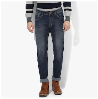 ed07a0fbca Buy Red Chief Blue Slim Fit Jeans for Men(8560239 002) Online at Low ...