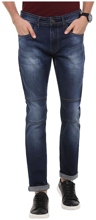 Red Chief Men Blue Slim Fit Jeans